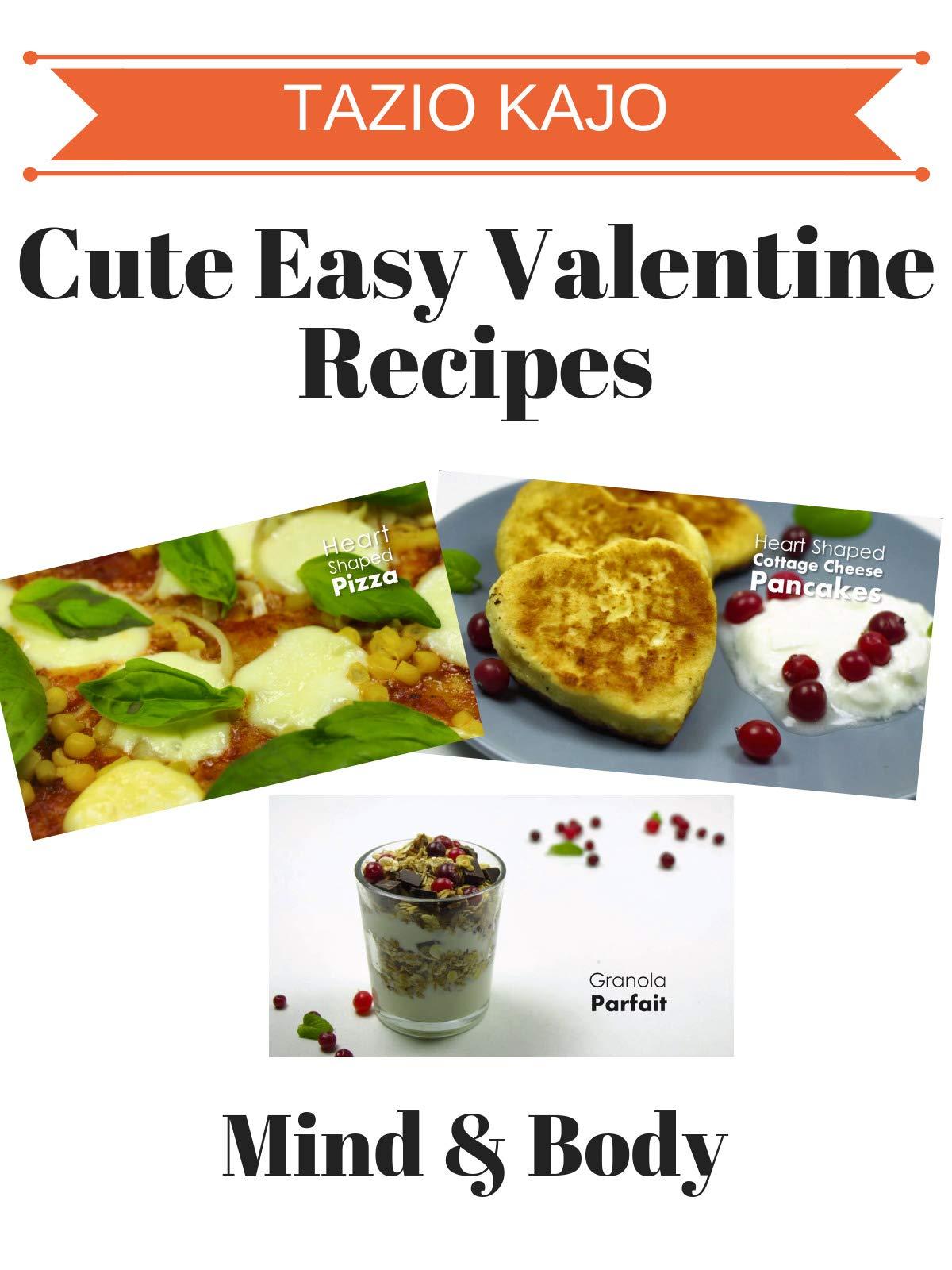 Cute Easy Valentine's Recipes