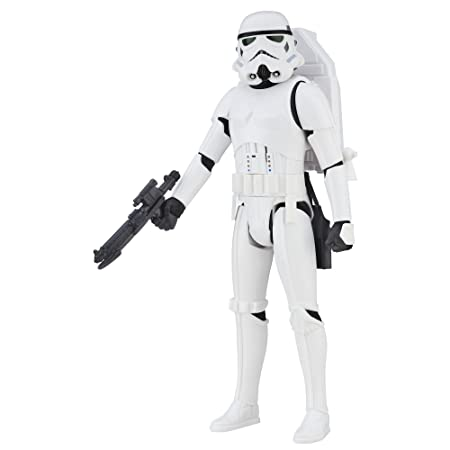 Star Wars B7098 Star Wars Rogue One - Figurine Interactive Stormtrooper