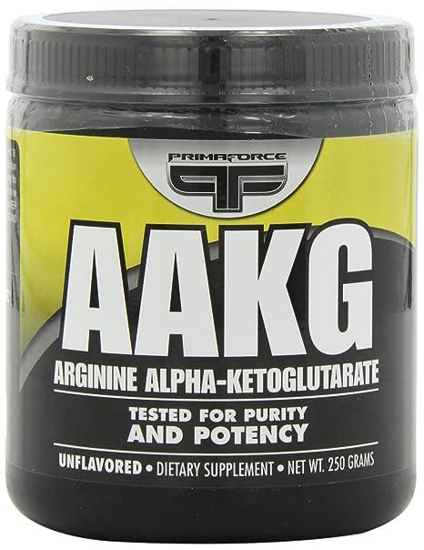 Primaforce AAKG Alpha-Ketoglutarinsäure 250 g Dose