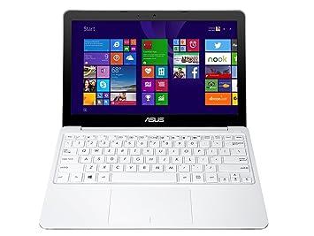 Asus F205TA-BING-FD019BS PC Portable Hybride 11.6' Blanc ' (Intel Atom Z3735F, 1,3GHz, 2Go RAM, 32Go SSD, Intel HD, Win 8) - Clavier QWERTY