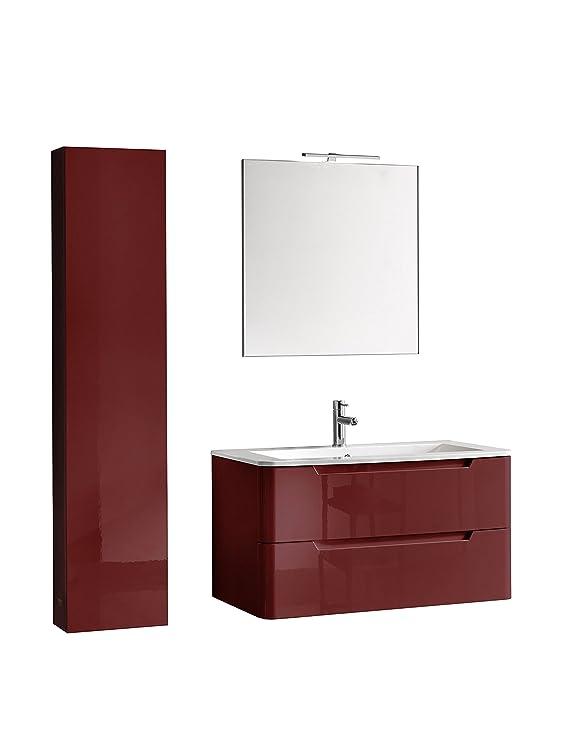 TFT Mobile Bagno Con Specchio Palma