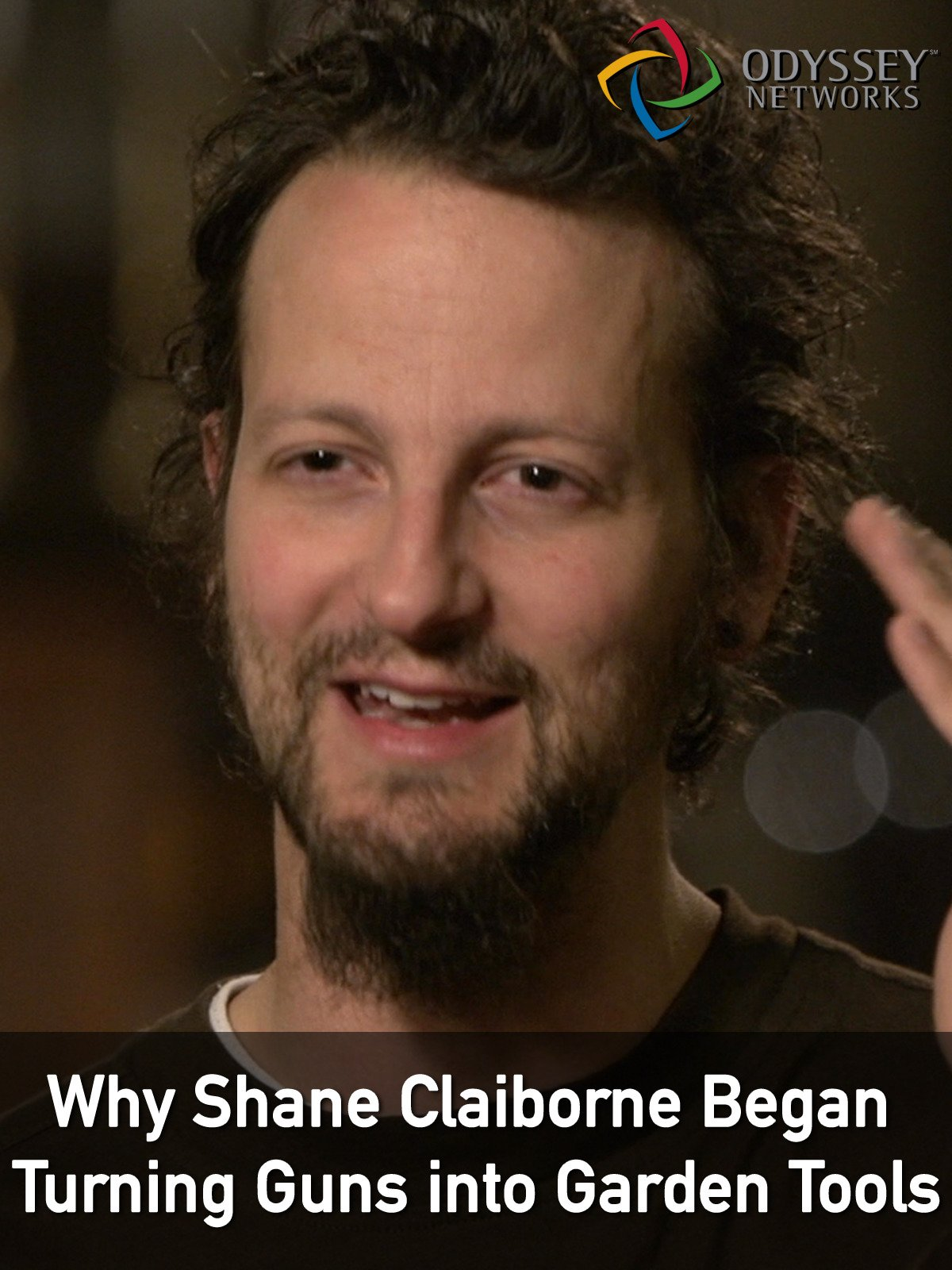 Clip: Why Shane Claiborne Began Turning Guns into Garden Tools