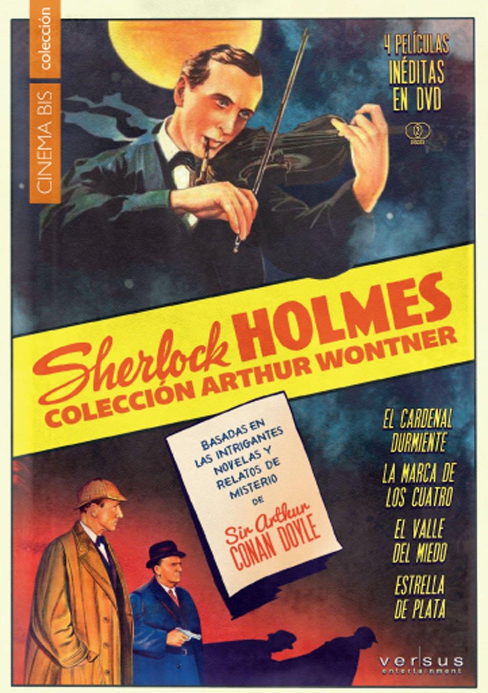 Arthur Wontner as Sherlock Holmes