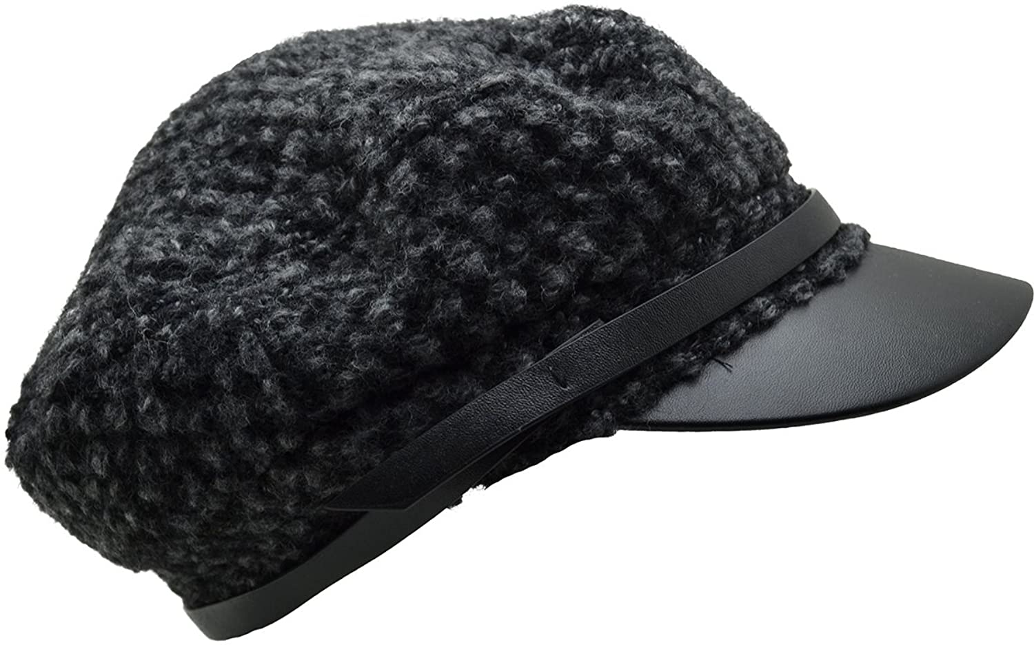August Accessories Womens Friends Captains Hat One Size Black китайский captains of crush купить