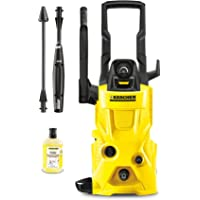 K¤rcher K4 Water Cooled Pressure Washer (Yellow & Black)