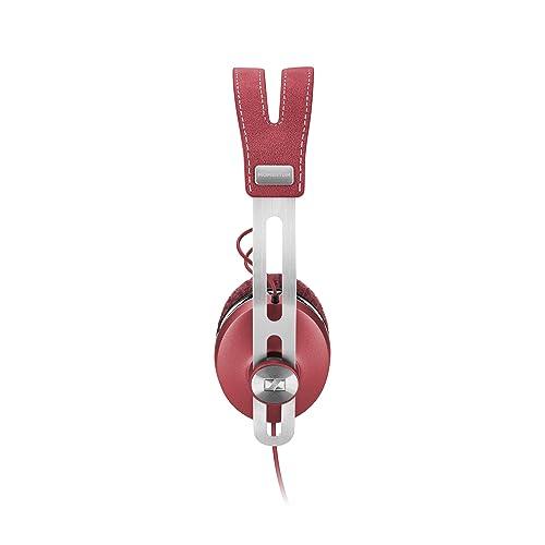 MOMENTUM On-Ear redの写真03。おしゃれなヘッドホンをおすすめ-HEADMAN(ヘッドマン)-