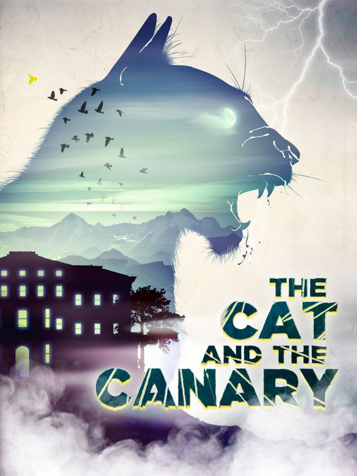 The Cat and the Canary on Amazon Prime Instant Video UK