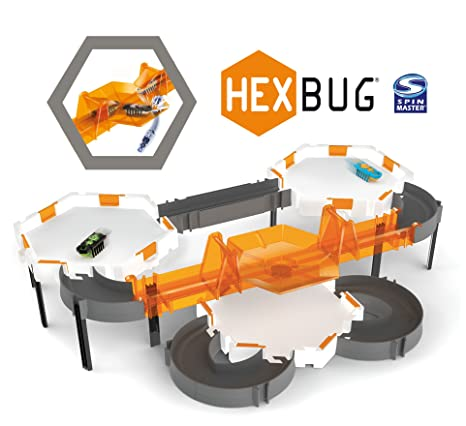 Hex Bug - 6016967 - Jeu Electronique - Nano Bridge Battle Set
