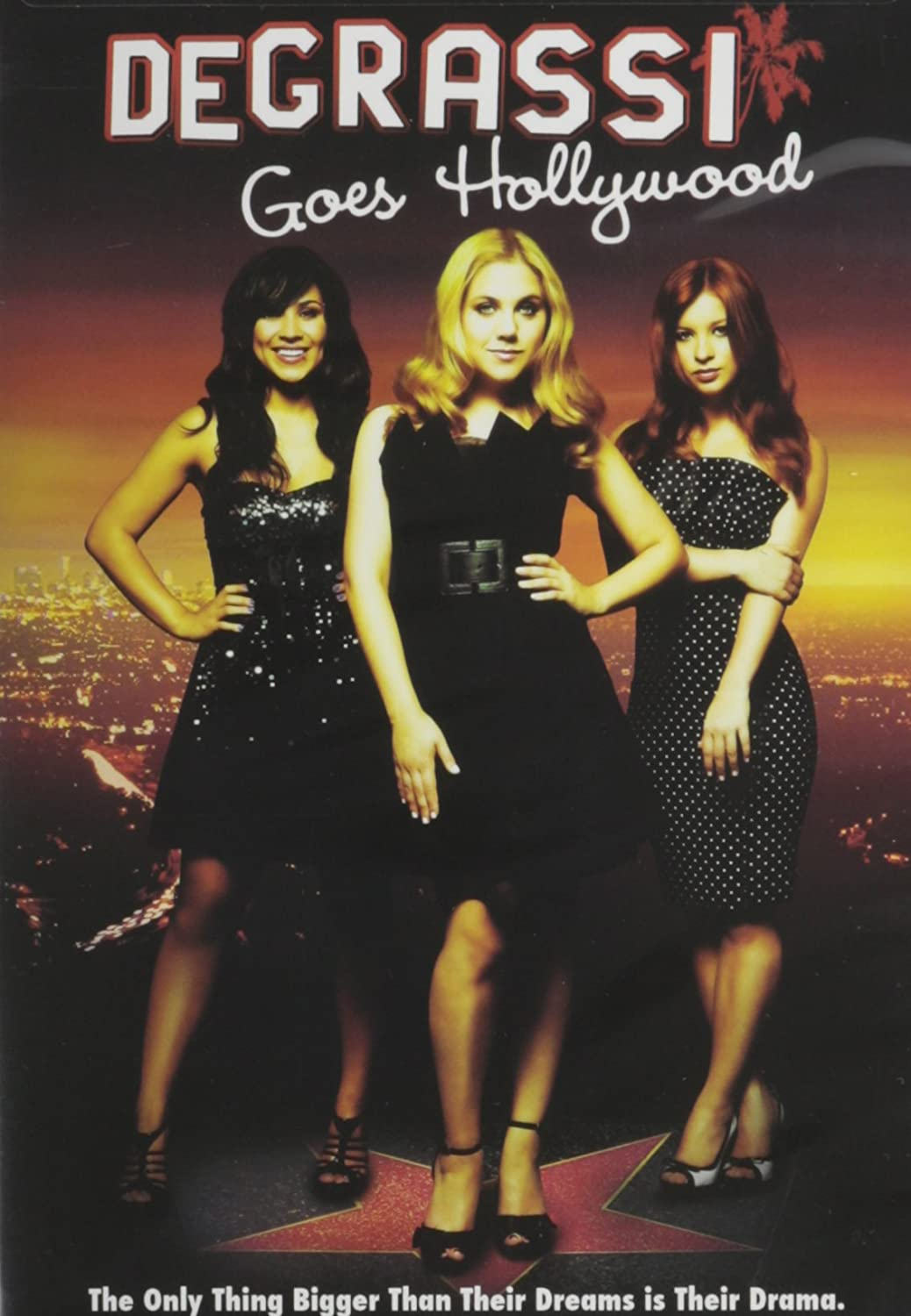 Degrassi Goes Hollywood [DVD] [2009]
