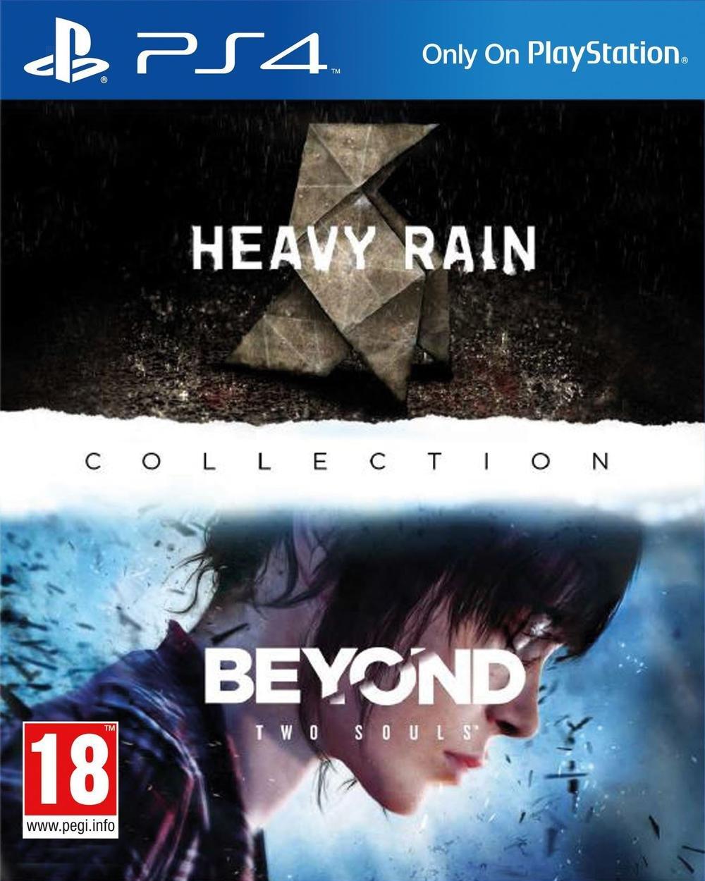 Collection Heavy Rain et BEYOND : Two Souls