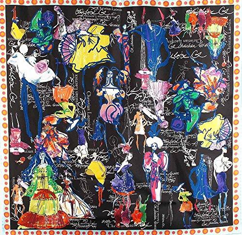foulard-croquis-noir