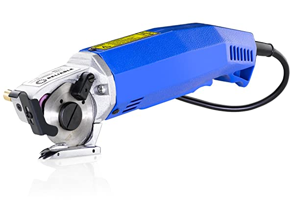 Reliable 1000FR Hand-Held Round Knife Cloth Cutting Machine, 2 (Tamaño: 2)