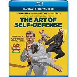 The Art of Self-Defense [Blu-ray]