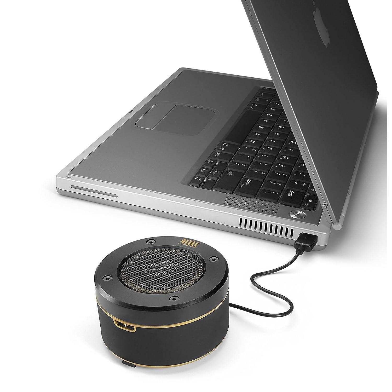 Loa cho máy tính xách tay và netbook Altec Lansing iML237USB ORBIT Ultra Portabl