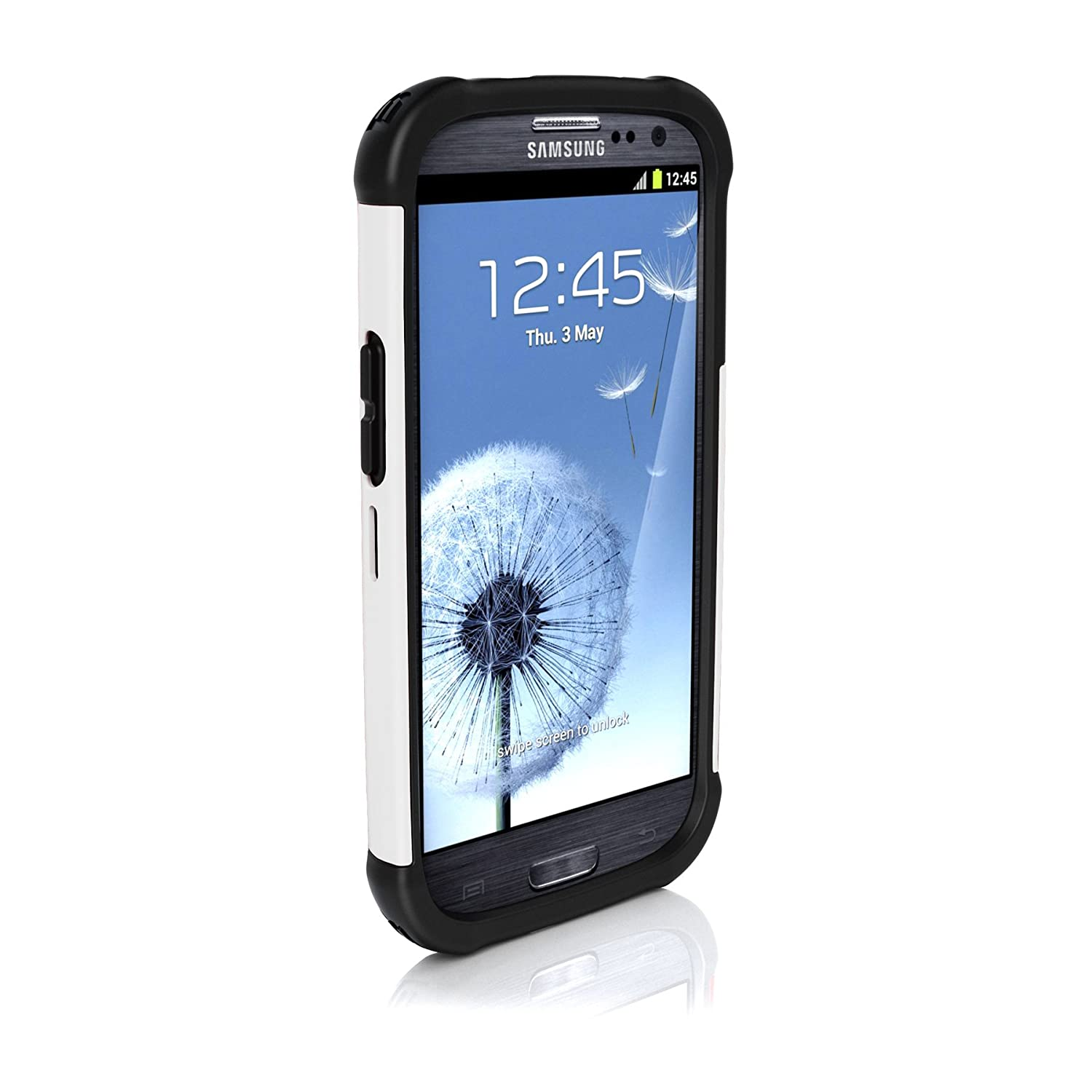 Ballistic SG Case for Samsung Galaxy SIII - 1 Pack - Retail Packaging