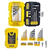 35-Piece Screwdriver Bit Set Combination Drills Set with Tough Case by Werktough E01005