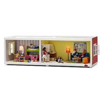 Lundby - L601009 - Poupée et Mini-Poupée - Maison de Poupée - Etage Complémentaire - Smaland