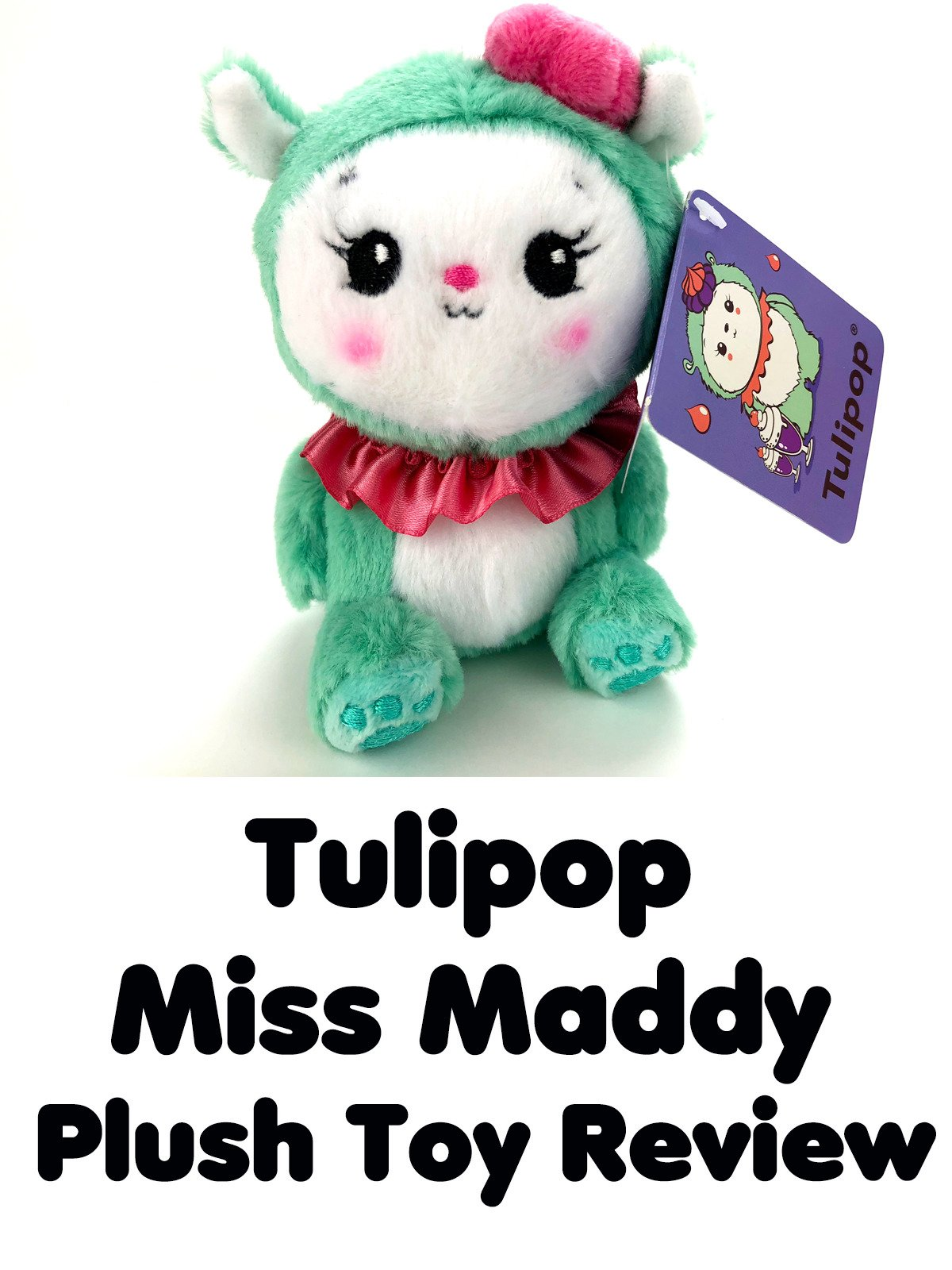 Review: Tulipop Miss Maddy Plush Toy Review on Amazon Prime Video UK
