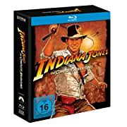 Post image for Indiana Jones The Complete Adventures [Blu-ray] für 29€ *UPDATE4*