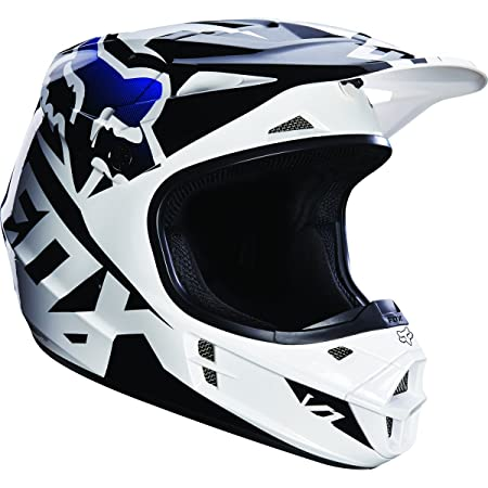 Casque Motocross Fox 2016 V1 Race Noir