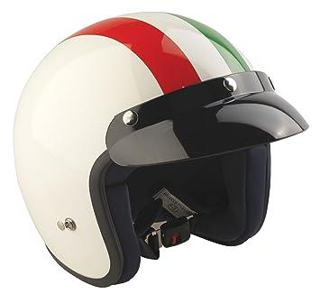 Italian Casque Jet Moto Viper Rs-04 italien Casques Jet Scooter (M)