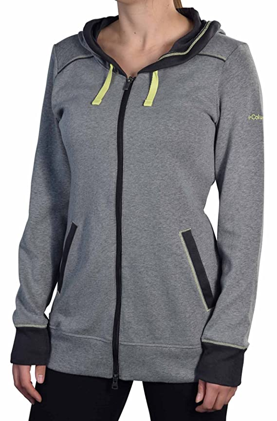 Columbia Women's Heather Honey III Full Zip Hoodie