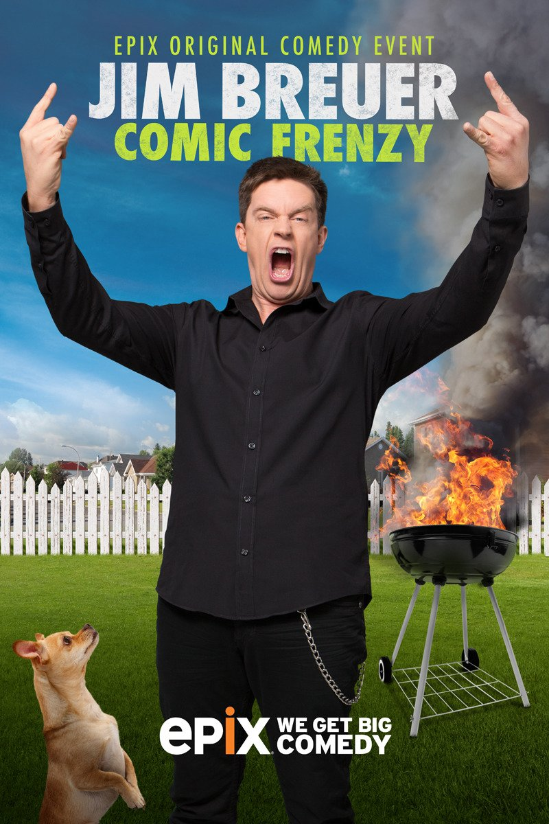 Kids on Fire: Jim Breuer's Family-Friendly Standup ...