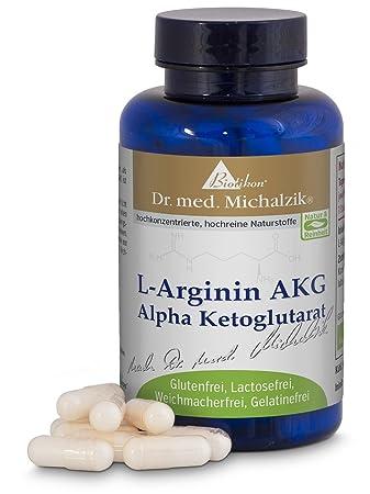 L-Arginin AKG nach Dr. med. Michalzik