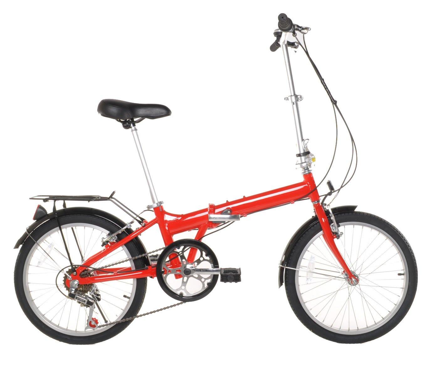 """Best folding bike Vilano 20"""" lightweight aluminum"""