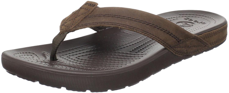 crocs men 39 s yukon flip flop review men 39 s athletic outdoor shoes reviews. Black Bedroom Furniture Sets. Home Design Ideas