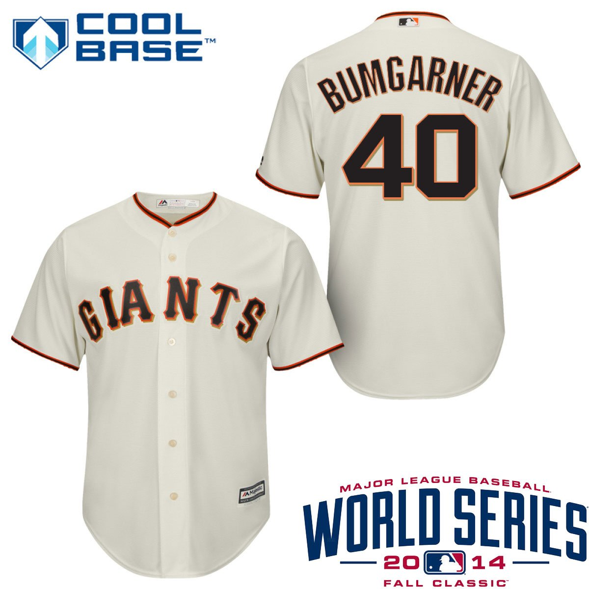 San Francisco Giants Bumgarner Jersey San Francisco Giants Home