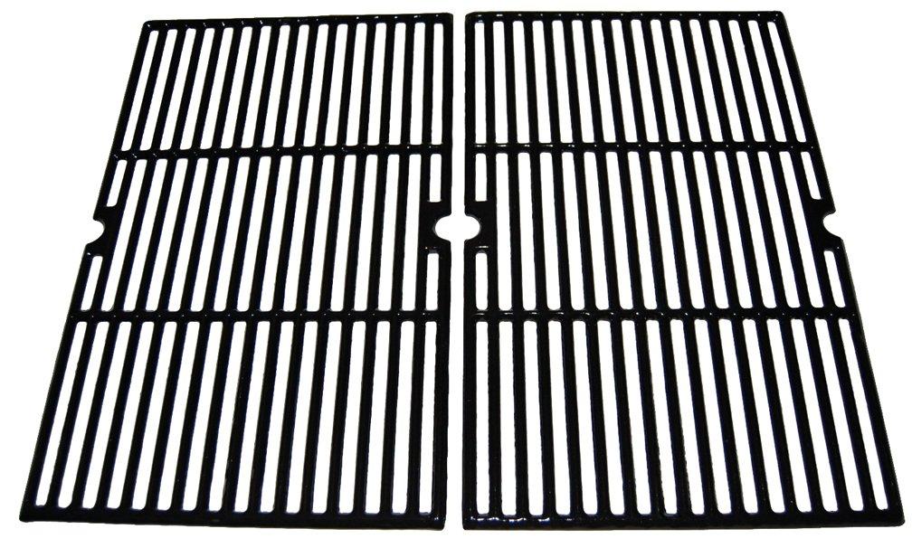 universal gas grill grate porcelain coated cast iron cooking grid 62152. Black Bedroom Furniture Sets. Home Design Ideas