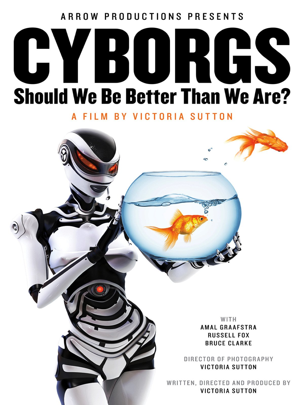 Cyborgs. Should we be better than we are?