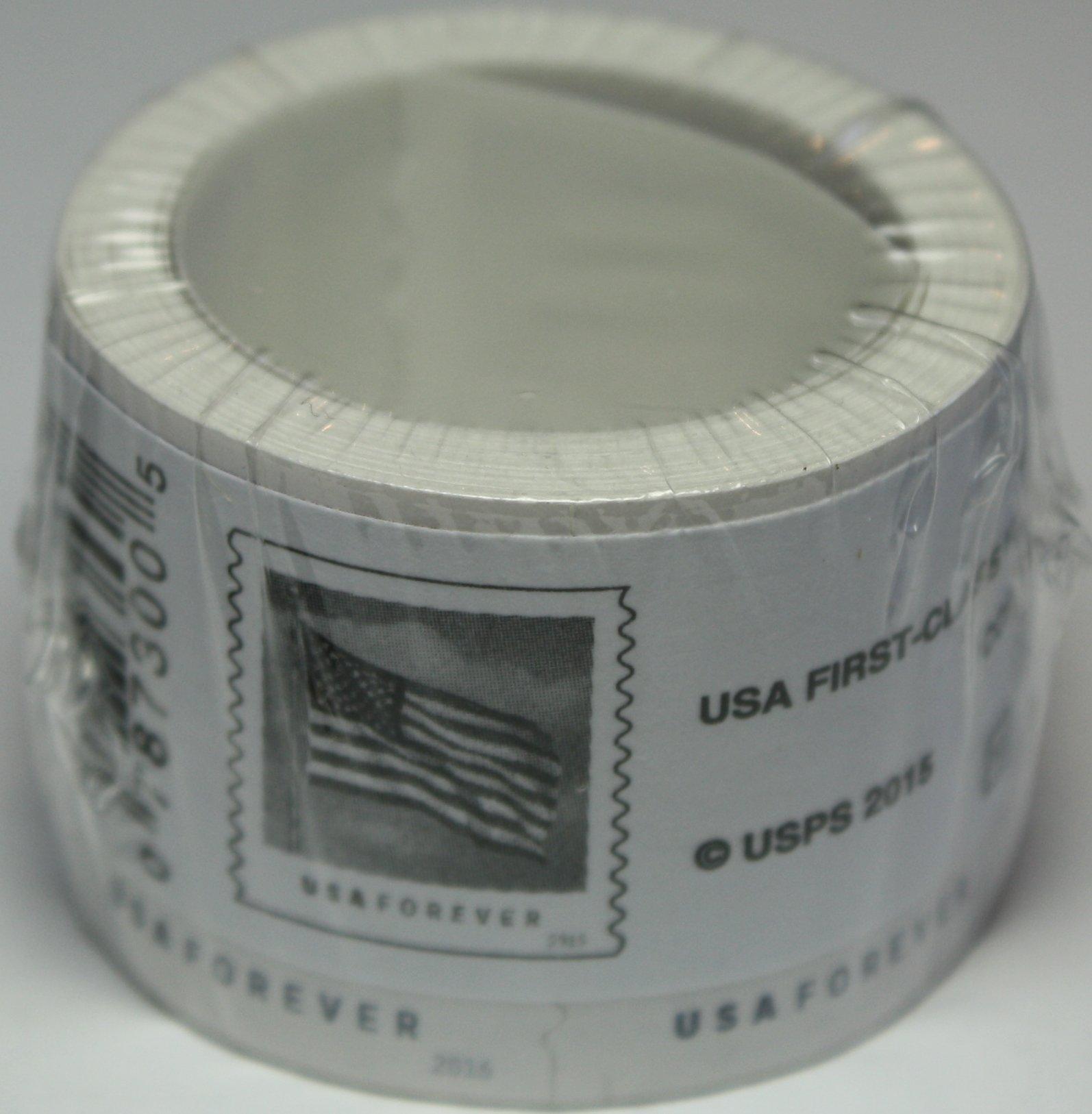 usps forever r stamps coil of 100 postage stamps stamp design may vary ebay. Black Bedroom Furniture Sets. Home Design Ideas
