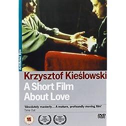 Krótki film o milosci [Blu-ray]