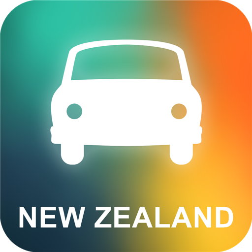 Neuseeland-GPS-Navigation