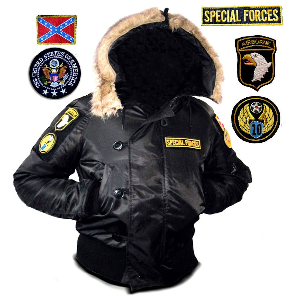 SHORT PARKA N2B US AIR FORCE