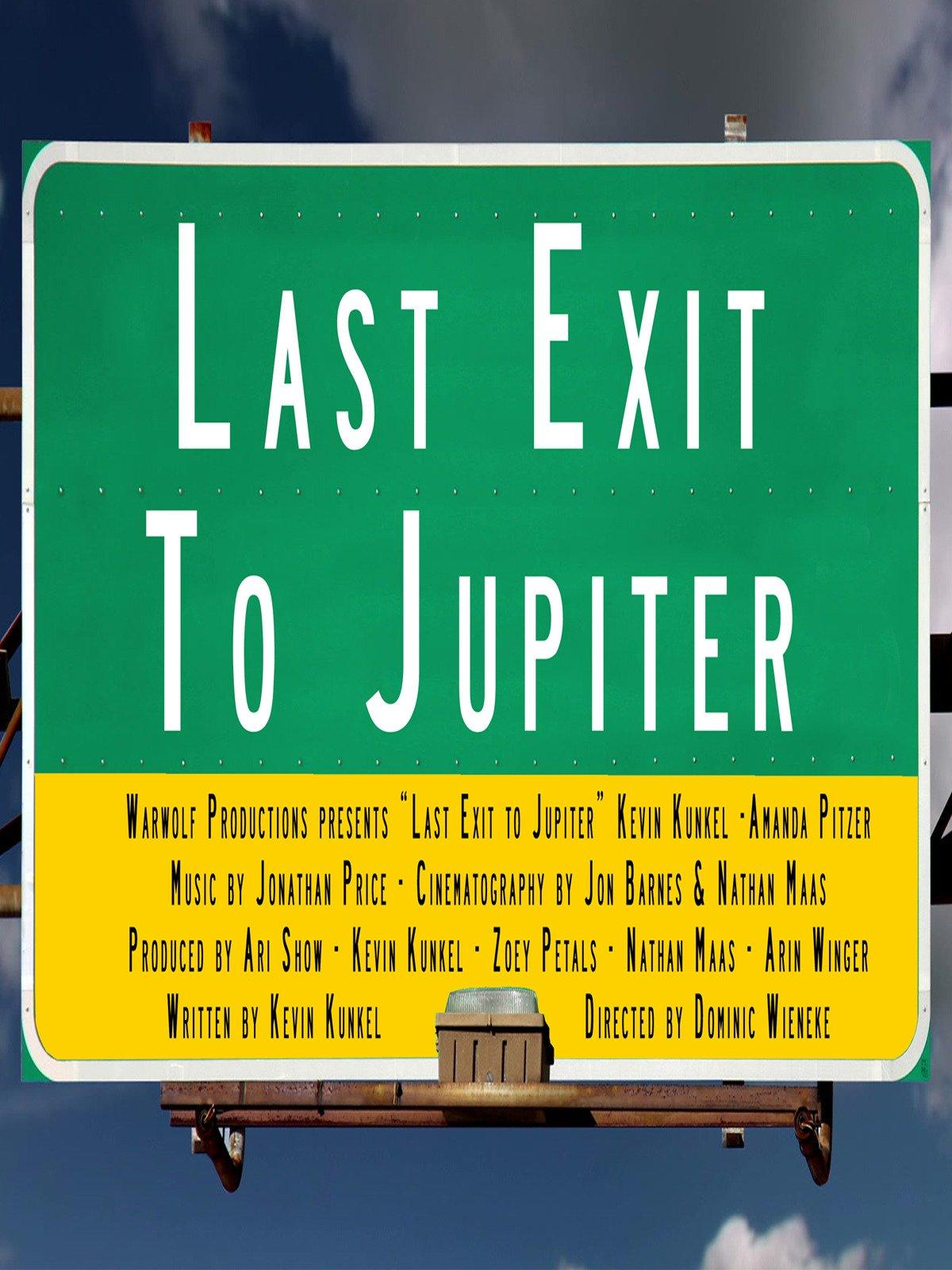 Last Exit To Jupiter