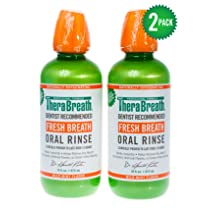 Dr. Katz TheraBreath Oral Rinse 16-Ounce Bottle