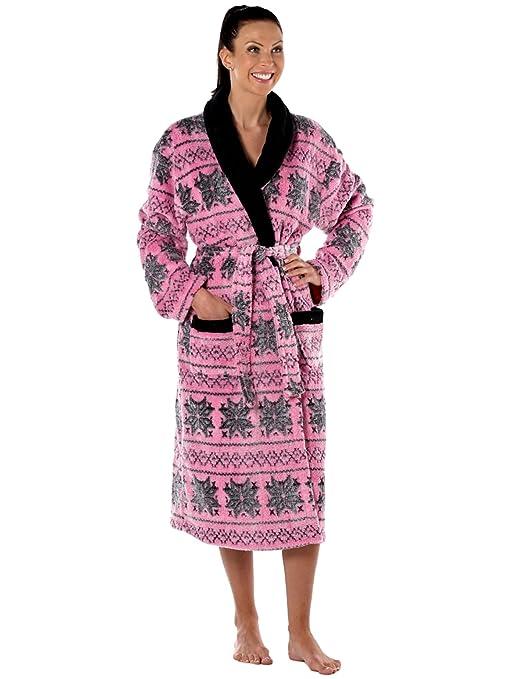 Socks Uwear/® Ensemble de pyjama Manches longues Homme /À rayures - Chemises de nuit