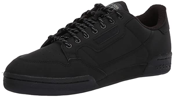adidas Originals Men's Continental 80 Pump, core Black, 7.5