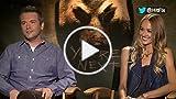 You're Next - Sharni Vinson & A.J. Bowen Interview...