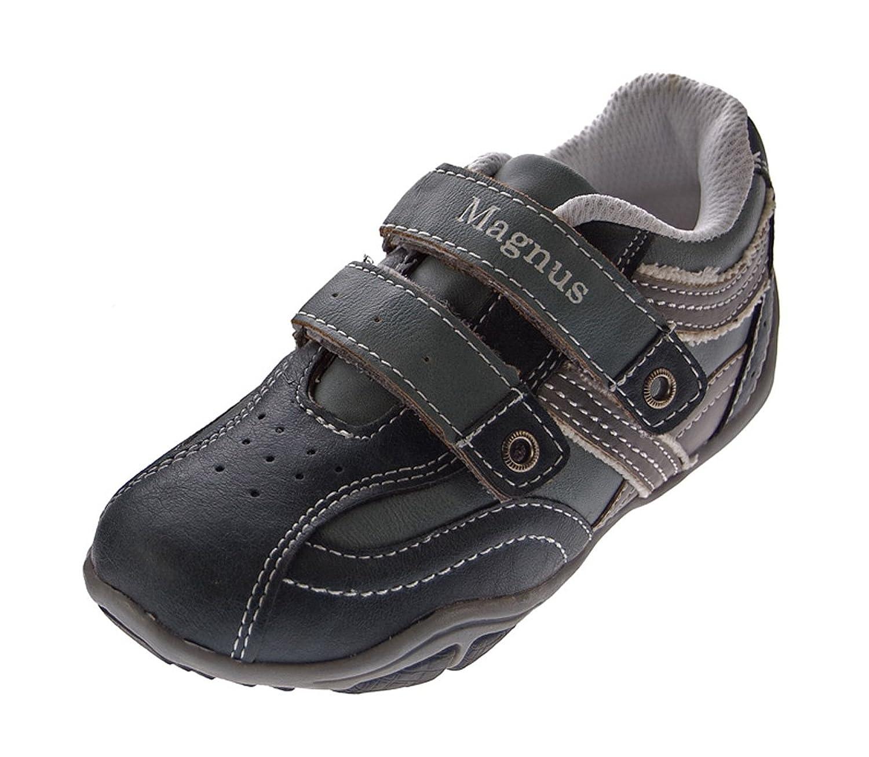 Kinder Halb Schuhe Blau Navi Weiss Navi Sneaker Doppel Klettverschluss Turnschuhe Jungen kaufen