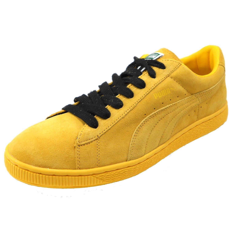 Puma Suede Team Yellow