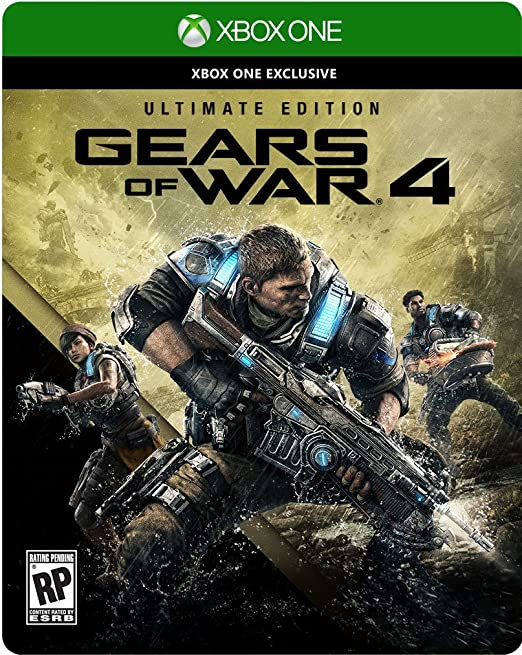 Gears of War 4: Ultimate Edition - Xbox One