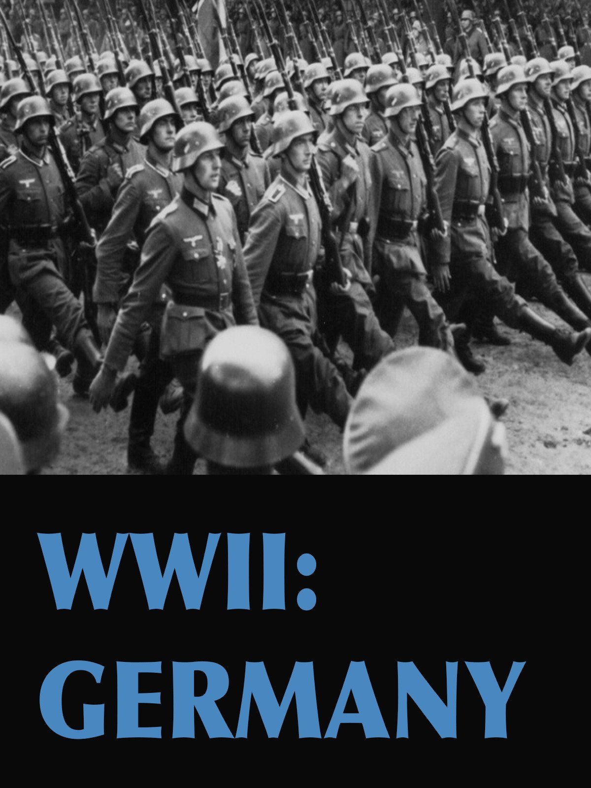 WWII: Germany on Amazon Prime Instant Video UK