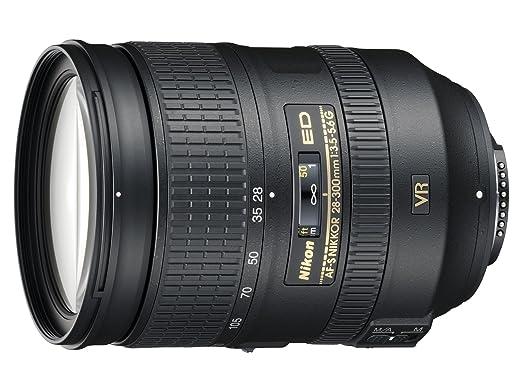 Nikon Objectif AF-S 28-300 mm f/3,5-5,6 ED VR