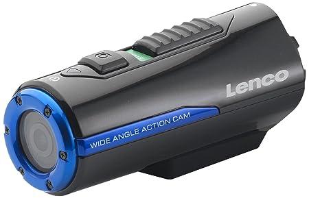 Lenco Sportcam 200 Camescopes Caméra de Sport 1080 pixels 5 Mpix