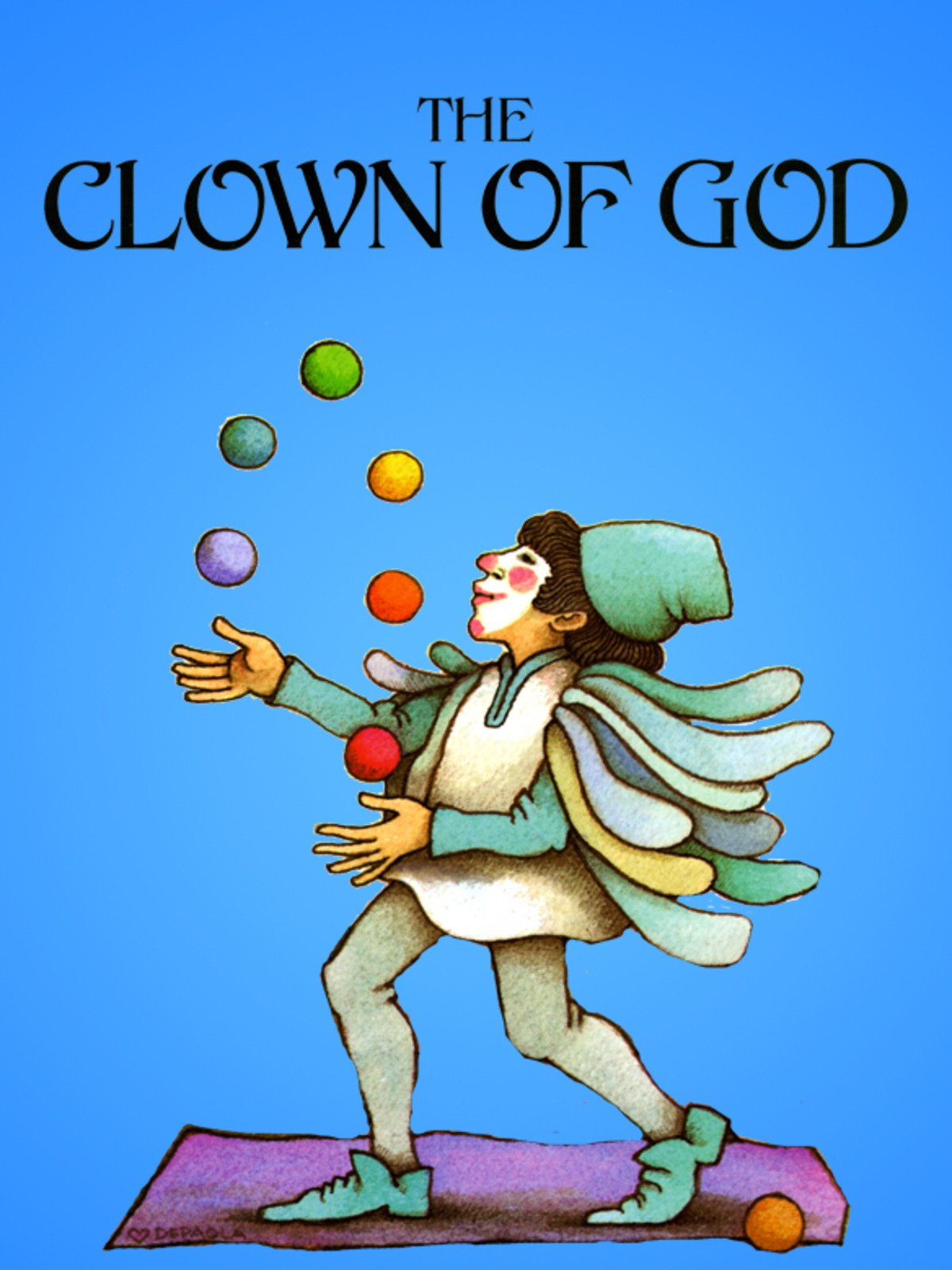 The Clown of God on Amazon Prime Instant Video UK