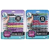 Cool Maker KumiKreator Fashion Pack Refill Bundle Includes - Kumi Cool and Kumi Jewels Friendship Bracelet Maker Pack